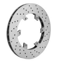 Тормозной диск OTK 206x16мм