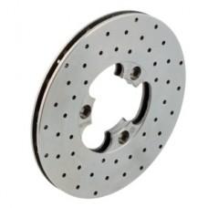 Тормозной диск OTK передний 140мм KZ