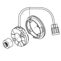 Комплект зажигания ротор + статор TM OK
