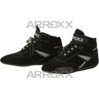 Ботинки Arroxx замша размер 32 черные