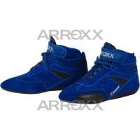 Ботинки Arroxx замша размер 32 синие