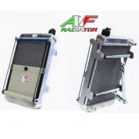 Радиатор AF Large 410x290x60мм с крепежом и шторкой