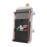 Радиатор AF Gold Standard 430x240x40мм с крепежом и шторкой
