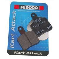 Комплект тормозных колодок Ferodo 2160KA для OTK BS5/BS6 2шт.