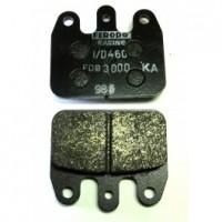 Комплект тормозных колодок Ferodo 3000KA для VEN05/VEN09 2шт.
