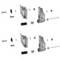 Крепеж заднего бампера KG для CRG 32мм