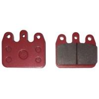 Комплект тормозных колодок GT для CRG VEN05/VEN09 2шт.