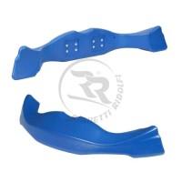 Передний бампер (губа) 1шт. RR XTR14 синий
