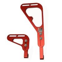 Крепеж для радиатора KE Double красный