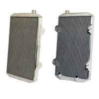 Радиатор KE Double стандартный 375x240x32мм с крепежом