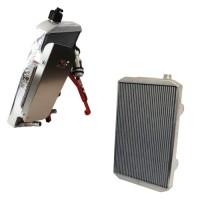 Радиатор KE Double большой 375x290x32мм с крепежом и защитой
