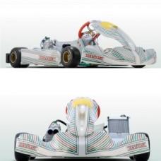 Шасси Tony Kart Racer 401R DD2 модель 2020 года
