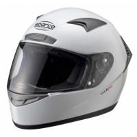 Шлем SPARCO CLUB X1 закрытый белый