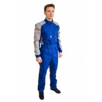 Комбинезон механика RLG 2 синий