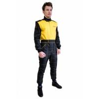 Комбинезон RLG K14-1р черно-желтый