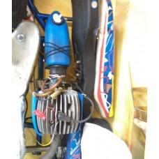 Мотор парилла